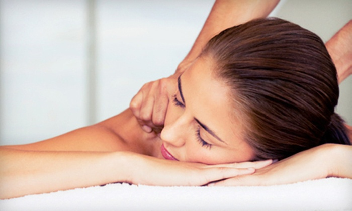 Triple M, LLC - Triple M, LLC: Molly's Massage & More: One or Three Swedish or Deep-Tissue Massages at Triple M, LLC (Up to 58% Off)