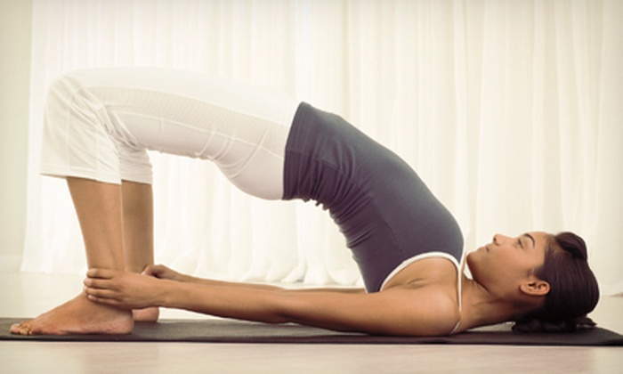 Yoga Download: 3- or 12-Month Membership with Unlimited Online Classes from Yoga Download (Up to 56% Off)