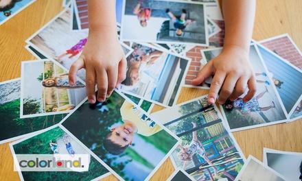 Impresión de hasta 500 fotos digitales o 1, 2, 4 o 6 sharebooks con Colorland (hasta 83% de descuento)