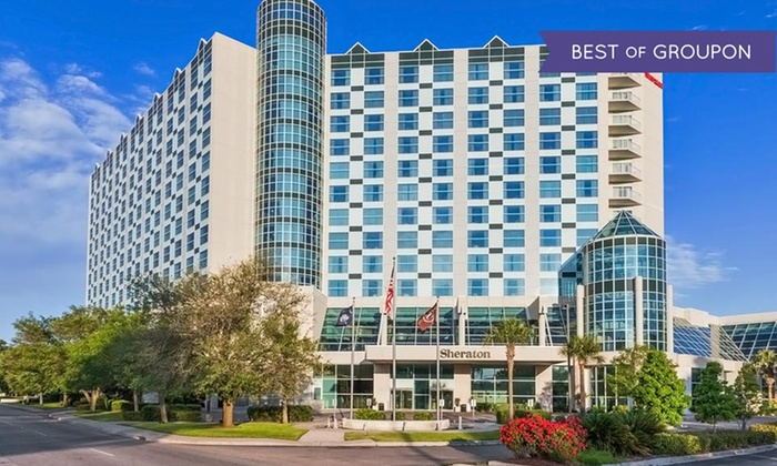 Sheraton Myrtle Beach Convention Center Hotel - Myrtle Beach, SC: Stay at Sheraton Myrtle Beach Convention Center Hotel in Myrtle Beach, SC. Dates Available into April.