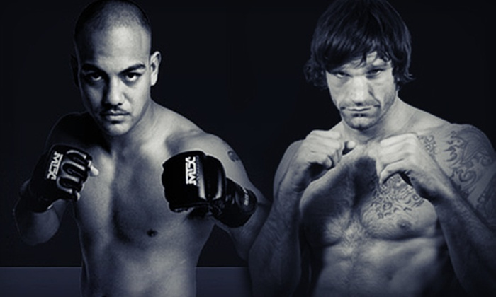 World Fighting Federation Mixed Martial Arts - Salt River: $29 for Two to See World Fighting Federation's Fight at the Fields at Salt River Fields at Talking Stick ($60 Value)
