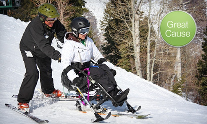 Make A Hero - Boulder: $10 or $15 Donation for Adaptive Ski Trip