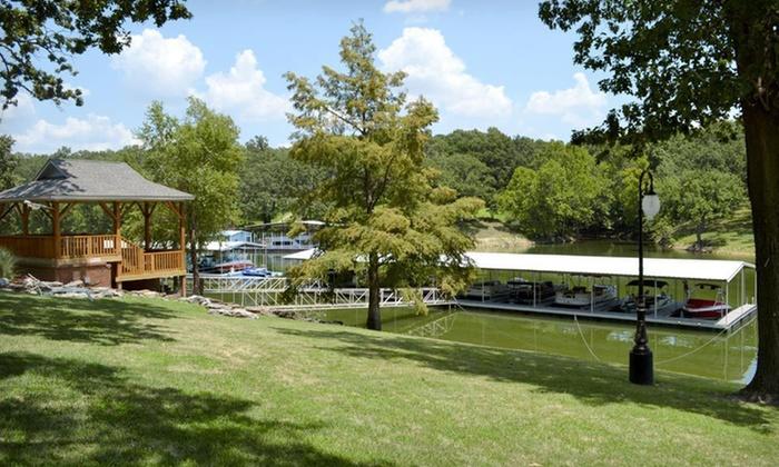 Candlewyck Cove Resort - Grove, OK: One- or Two-Night Stay at Candlewyck Cove Resort in Oklahoma's Grand Lake Region