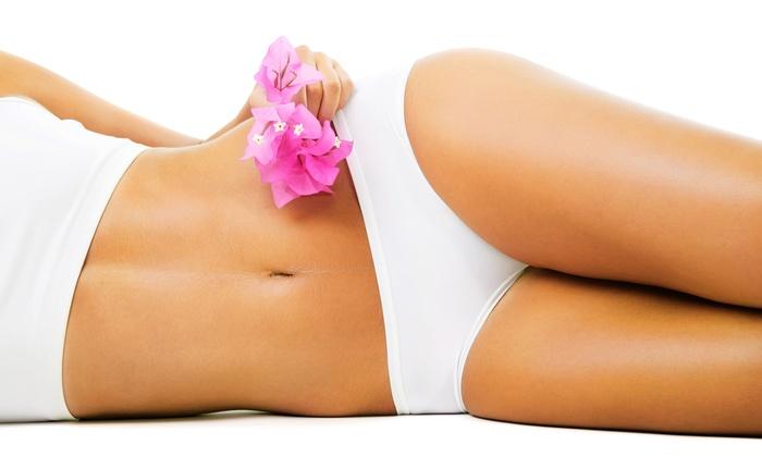 Aida Grey Brentwood - Brentwood: One or Three Full Bikini Waxes at Aida Grey Brentwood (Up to 55% Off)