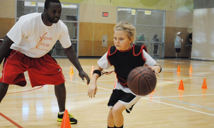 XrossOver Academy Oklahoma City - Onpoint Basketball Academy: $45 for Two 90-Minute Basketball Skills Sessions at XrossOver Academy Oklahoma City ($90 Value)