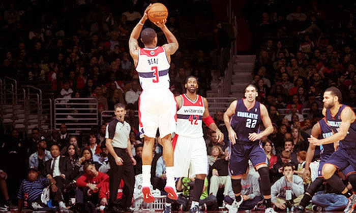 Washington Wizards - Verizon Center: Washington Wizards Game Package with Bobblehead at the Verizon Center (Up to 63% Off). Four Options Available.