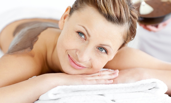 Mantra Beauty Bar - Surrey: Full-Body Exfoliation Package with Optional Head Massage and Facial Peel at Mantra Beauty Bar (Up to 66% Off)