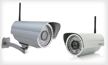 Foscam Outdoor IP Camera (FI8906W)
