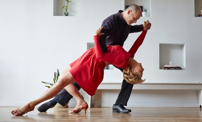 Two Private <strong><strong>Dance</strong> Classes</strong> for One or Two with Optional Group Class at Fred Astaire <strong>Dance</strong> Studio (Up to 84% Off)