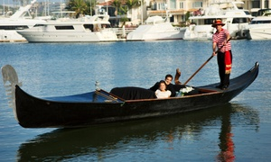 $55 For A Gondola Cruise For Up To Four People From Gondola Company Of Newport ($115 Value)