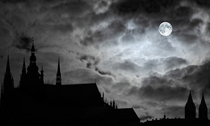 Eerie Tours - Ballarat: $12.50 for a Ballarat Ghost or Old Cemetery Tour for One Person with Eerie Tours ($27.50 Value)
