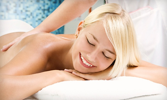 Light and Sound Spa - Fairfax: One or Three 60-Minute Swedish and Deep-Tissue Massages at Light and Sound Spa (Up to 56% Off)
