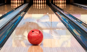 Rockville Centre Lanes: Bowling for Two, Four, or Six with Shoe Rental at Rockville Centre Lanes (Up to 53% Off)
