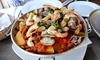 The Tavern - Great Meadows: Portuguese Pub Dinner for Two or Four at The Tavern (Up to 50% Off)