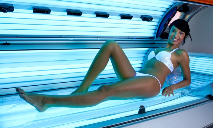 Tropical Tan- Charlotte - Quail Corners Shopping Center: One Month of Unlimited Level-One Tanning or Two Spray Tans at Tropical Tan (Up to 71% Off)