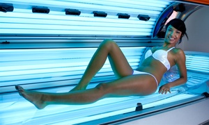 Sun Spa: One Unlimited Month of UV Tanning or Spray Tans at Sun Spa (Up to 37% Off)