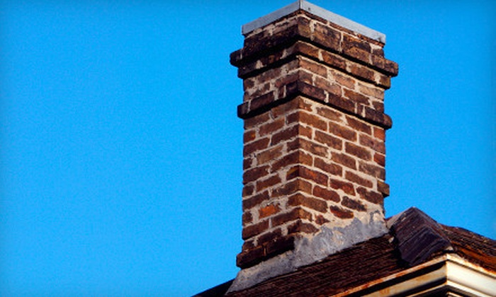 Patch Adams Roofing and Chimney - Gardendale: $45 for a Basic Chimney Cleaning and Inspection from Patch Adams Roofing and Chimney (Up to $159 Value)