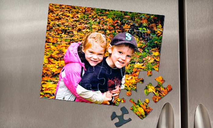 Heads Up Puzzles: $20 for $40 Worth of Customizable Magnetic Puzzles from Heads Up Puzzles