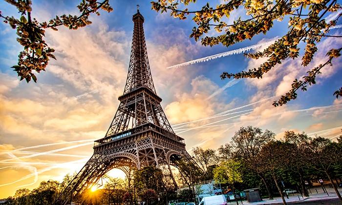 אופיר טורס: חופשת פסח בפריז: חבילת נופש הכוללת טיסות ו-5 לילות במלון על בסיס לינה וארוחת בוקר, החל מ-$599 בלבד לאדם!