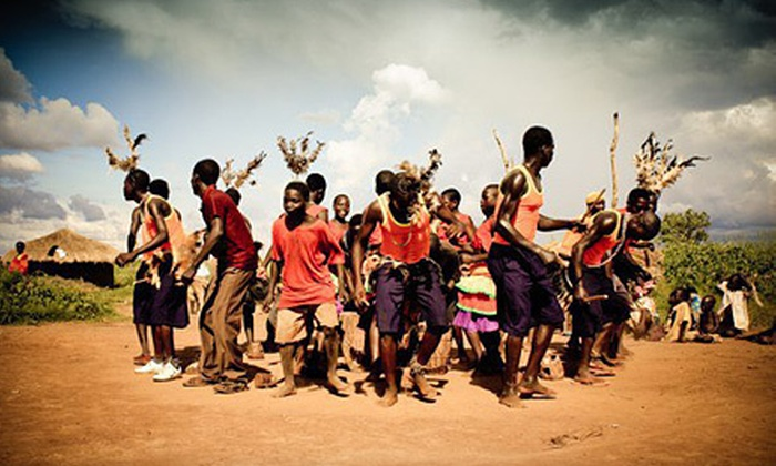 """Restore Gulu: Child Soldier No More"" Film and ""Beautiful Africa: A New Generation"" Concert - Downtown: African Movie and Concert from Gasparilla International Film Festival and Watoto at Tampa Theatre (Up to $50 Value)"
