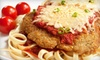 Cafe Gianna Italian Grill & Bar - Cowesett: $20 for $40 Worth of Italian Cuisine at Cafe Gianna Italian Grill & Bar in Coventry