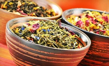 $10 for $20 Worth of Loose-Leaf Teas from Steeped and Infused