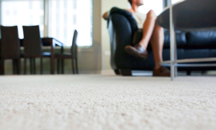 Cors Carpet Cleaning - Tampa Bay Area: $49.99 for Carpet Cleaning for Three Rooms from Cors Carpet Cleaning ($180 Value)