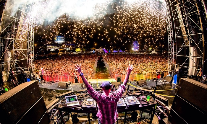 Life In Color - Sun Life Stadium: Life In Color Festival featuring Kaskade at Sun Life Stadium on December 26 and 27 (Up to 29% Off)