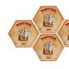 4-Pack of Tortuga Golden Rum Cakes