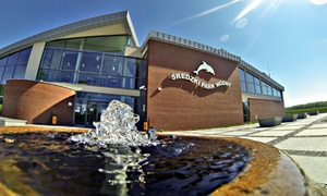Średzki Park Wodny: Całodzienny pobyt w Średzkim Parku Wodnym ze wstępem do saun i tężni solnej dla 2 osób za 39,99 zł i więcej opcji (-41%)