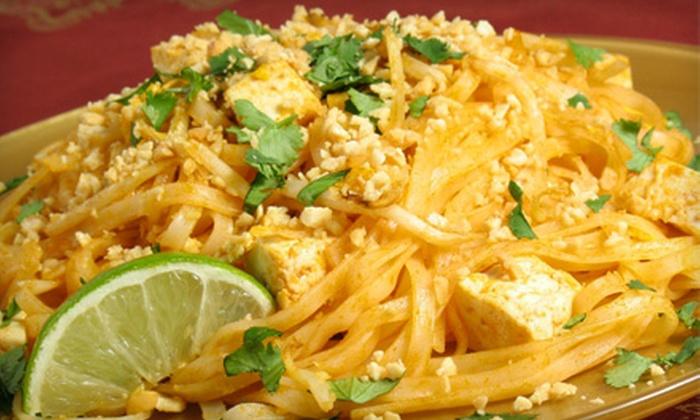 Thai Cuisine - Silver Creek Center: $11 for $20 Worth of Thai Fare at Thai Cuisine
