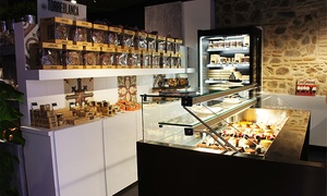 Torreblanca: Lote con caviar de chocolate, bombones con opción a tarta y ensaimada rellena desde 11,90 € en Torreblanca