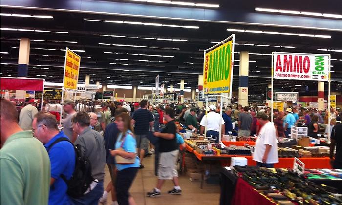 San Antonio Gun Show - Expo Hall at the Freeman: One, Two, or Four Weekend Passes to Premier Gun Show at The Freeman's Exposition Hall on July 19-20 (50% Off)