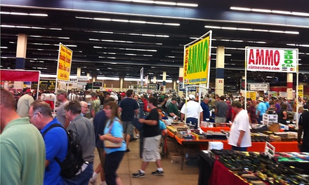 One, Two, or Four Weekend Passes to Premier Gun Show at The Freeman's Exposition Hall on July 19-20 (50% Off)