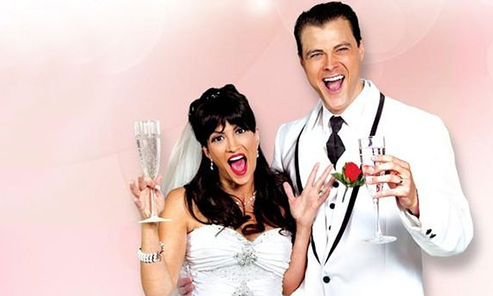 "Bally's Las Vegas Hotel & Casino - The Strip: $49.99 to see ""Tony n' Tina's Wedding"" at Bally's Las Vegas Hotel & Casino (Up to $99.99 Value)"