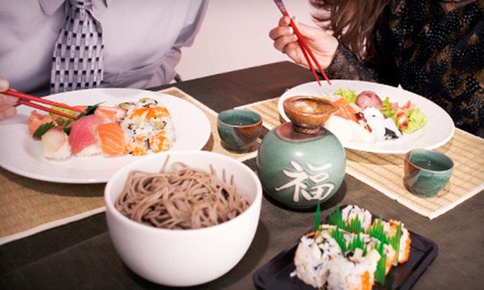 Tomiko Restaurant & Bar - Encinitas: $15 for $30 Worth of Sushi and Asian Cuisine at Tomiko Restaurant & Bar