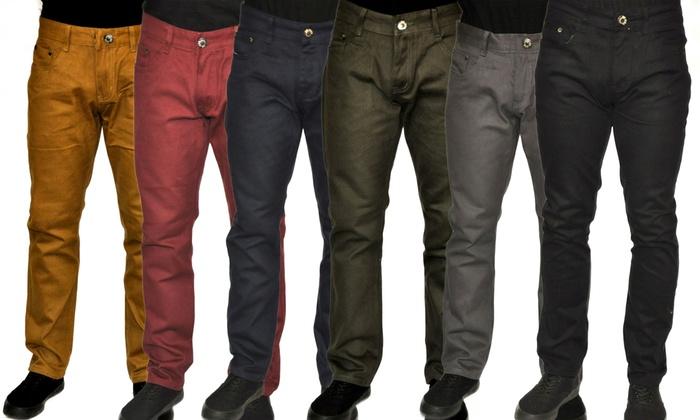 US Icon Men's Twill Pants