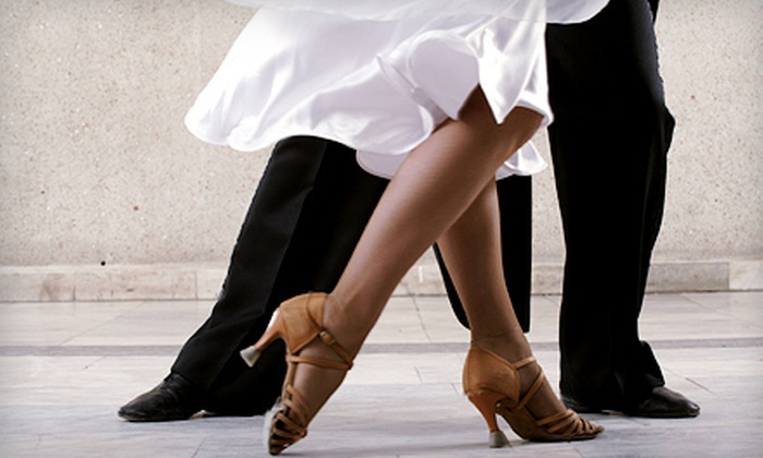 Omaha Ballroom - Millard: 30 or 60 Days of Dance and Fitness Classes for Two or Six Private Dance Lessons at Omaha Ballroom (Up to 86% Off)