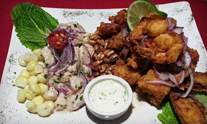 INKANTO: Authentic Peruvian Cuisine - Sarasota: $15 for $30 Worth of Peruvian Food and Drinks at INKANTO: Authentic Peruvian Cuisine