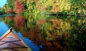 Norton Kayak Company: Kayak Tour for Two or Four at Norton Kayak Company (Up to 50% Off)