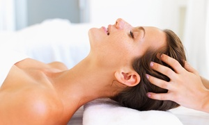 Crystal Clear Skin: Indian Head Massage, Hot Stone Massage or a Full Body Massage at Crystal Clear Skin