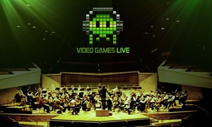 Kulturgipfel: Karte für Video Games LIVE am 15.11.2015 um 18 Uhr in Hamburg