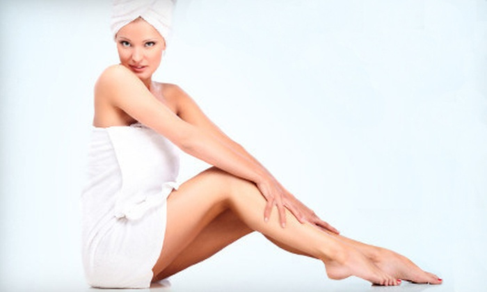 Pure Day Spa - Frisco: Six Laser Hair-Removal Treatments on a Small, Medium, or Large Area at Pure Day Spa in Frisco (Up to 91% Off)
