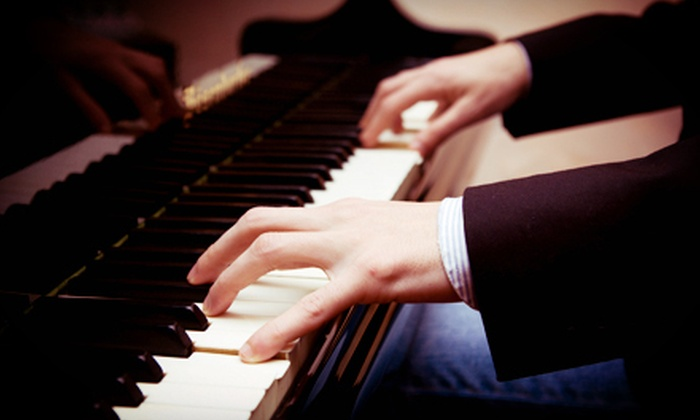 My Best Friends Music - Knoxville: Two or Four 30-Minute Private Piano Lessons at My Best Friends Music (Up to 54% Off)