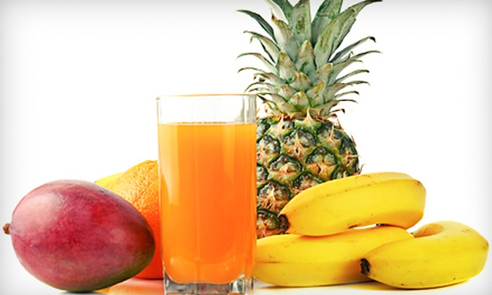 Pure BDY - Downtown Ferndale: $89 for a 3-Day Juice Cleanse Including Shipping from Pure BDY (Up to a $202 Value)