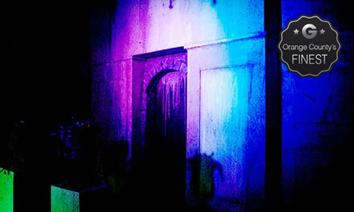 The Empty Grave - Disneyland: Haunted-House Visit for Two or Four at The Empty Grave (Up to 55% Off)