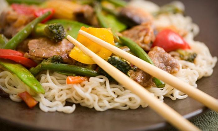 Masa Asian Kitchen - Sloan Lake: $15 Worth of Asian Cuisine