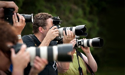 Hands-On Photo-Shoot Class or Photography 101 Class for One at Hayne Photographers (Up to 62% Off)