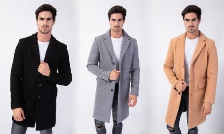 Cappotto classico da uomo