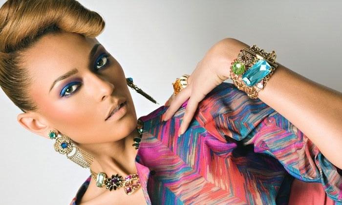Makeup by Kim Nicole - Great Bridge: $100 for Makeup Class for Four from Makeup by Kim Nicole ($240 Value)